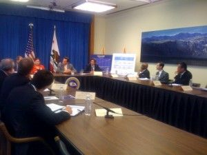 Governor's public pension roundtable conference