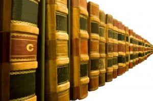 Law Books - regulations