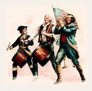 Revolutionary War -- fife and drum