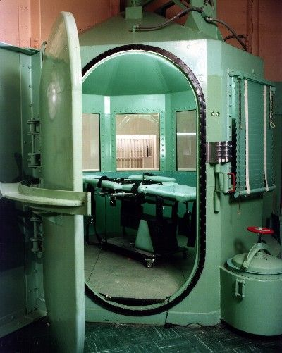 Voters might get to kill death penalty for Camarade de chambre