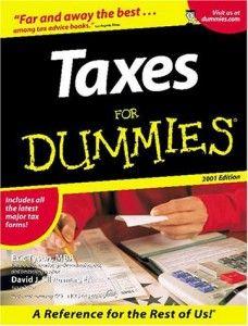 Taxes - dummies