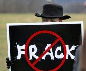 Fracking - ban