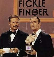 Fickle Finger of Fate award