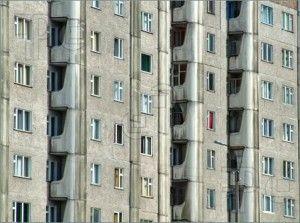 Apartment block Russia