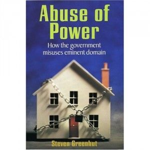 Abuse of Power book cover