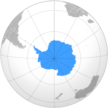 Antarctica map wikipedia