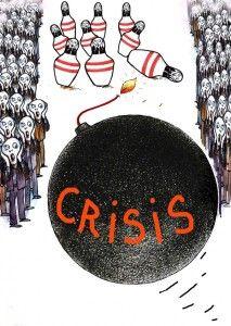 Cagle Cartoon - crisis