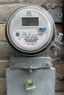 electricity rate meter - Wikipedia