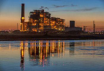 AES Power Plant Huntington Beach