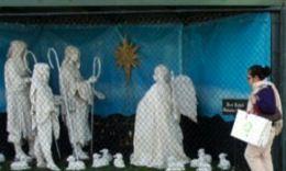 Santa Monica nativity