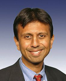 Bobby Jindal - official picture