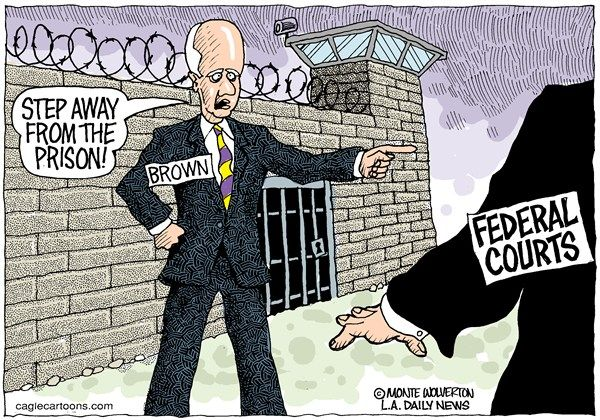 Broan and prisons, Cagle, Jan. 14, 2013