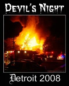 Devil's Night Detroit