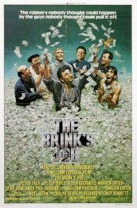 Brinks Job poster