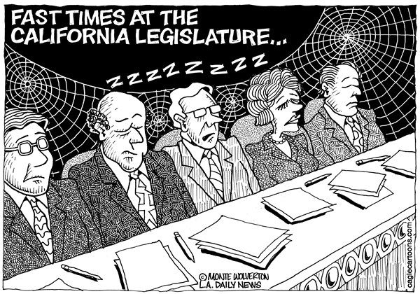 California Legislature, Cagle, Feb. 9, 2013