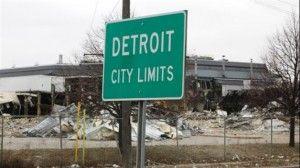 Detroit city limits