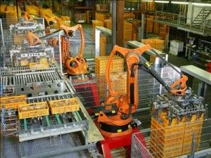 Factory Automation Robotic _Palettizing_Bread, Wikipedia