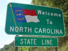 Welcome to North Carolina sign - Flickr