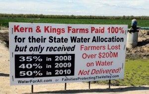 kern farmers water wars