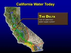 California Delta Water Hub