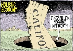 California net worth, Cagle, April 22, 2013