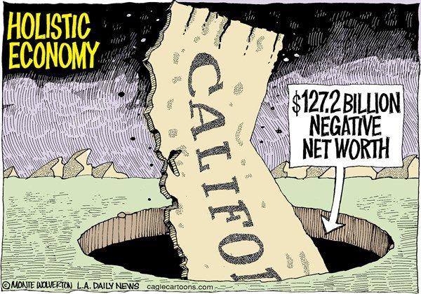 California net worth, Cagle, April 22, 2013
