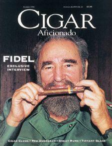 Cigar - Fidel Castro