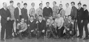 Kids in gun club 1967