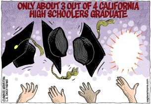 High School Graduation rate, Cagle, May 1, 2013