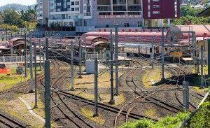 Train station - flickr