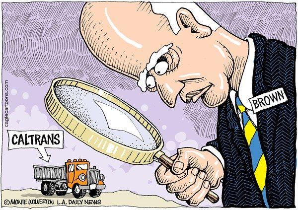 Caltrans scrutinized, cagle, June 3, 2013