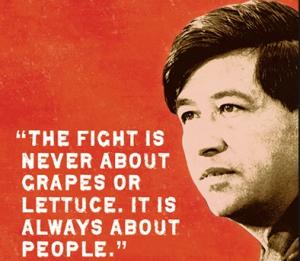 Cesar Chavez saying