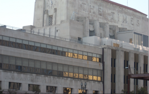 Los Angeles times building, Wikimedia