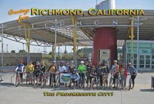 richmond, ca postcard