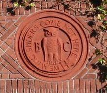 Bohemian Grove plaque - wikipedia