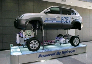 Hyundai-Hydrogen-powered-Car