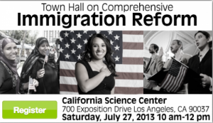 Karen Bass Immigration Town Hall