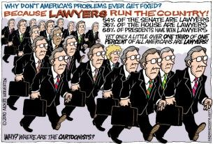 Lawyers, Cagle, July 27, 2013