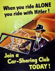 ride with hitler poster, world war ii, wikimedia, july 31, 2013