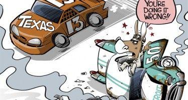Texas vs. Detroit