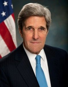 John Kerry official image