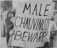 Male chauvinists