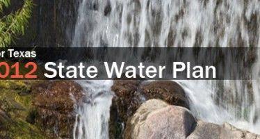 TX anti-drought plan is SWIFT; CA's is SLOW