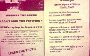Sacramento preparing to seize property for arena