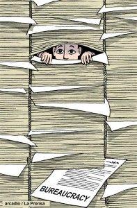 bureaucracy, cagle, Aug. 27, 2013