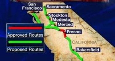 Ruling that CA high court upheld hardly favorable to bullet train