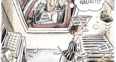 CA minimum wage may jump 25%
