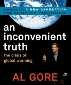 Al gore inconvenient truth cover