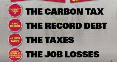 New PM Abbott dumps Aussie carbon tax