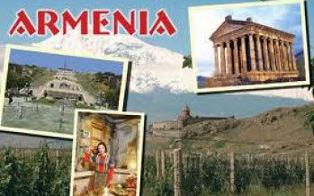 California lawmakers kick off recess with trip to Armenia